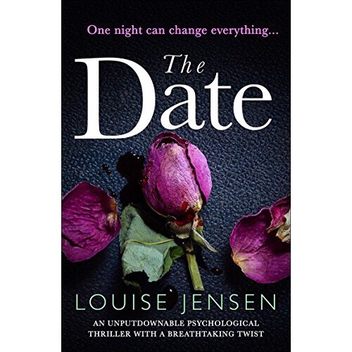 New Book Coming Soon! The Date by Louise Jensen-6/21/18!