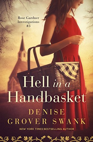 """Oh, Crappy Doodles!"" Hell in a Handbasket by Denise Grover Swank releases on April 17th!"